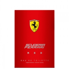Ferrari Red 40 Ml