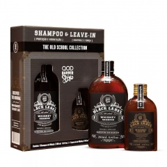 Kit Qod Shampoo E Leanve In Whiskey 435ml