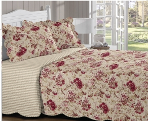 Jg Cama Queen 3pcs Naira